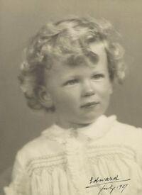 Prince Edward, Duke of Kent, 1937