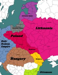 1444 Eastern Europe