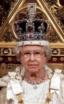 Isabel II reino unido asxx