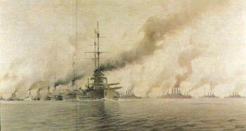 Сражение морское