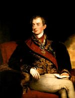 Prince Metternich by Lawrence