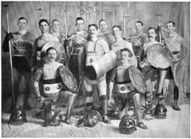 SanFranzisco gladiators