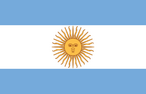 Флаг Аргентины PN