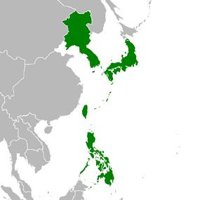 Япония-1642