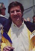 Lavín en Campaña 1999