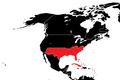 North America Political CDM CSA Colored.png