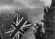 Взятие Берлина британскими войсками