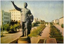 Памятник Кирову-0