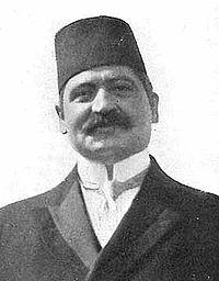 Талаат-паша