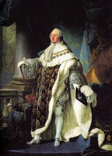 800px-Ludvig XVI av Frankrike porträtterad av AF Callet