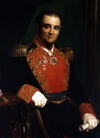 Anastasio Bustamante y Oseguera, portrait