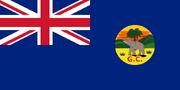 Costa de Oro bandera