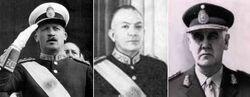 Presidentes de la Revolución Argentina