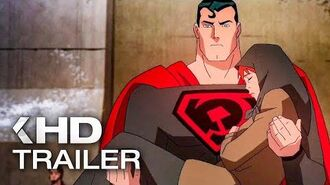 SUPERMAN Red Son Trailer (2020)