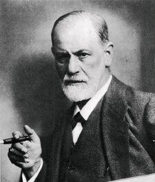 Sigmund Freud 1928