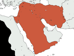 Arabia map 1803.png