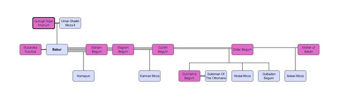 Babur Tree