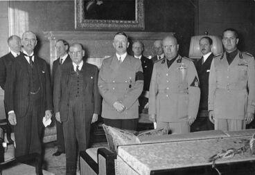 CV Munich Agreement