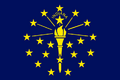 Flag of Indiana (Alternity - 21st state).png