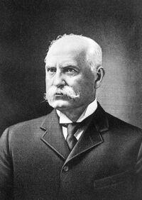 Nelson W. Aldrich 1841–1915