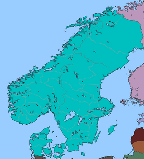 Scandinavian Kingdom