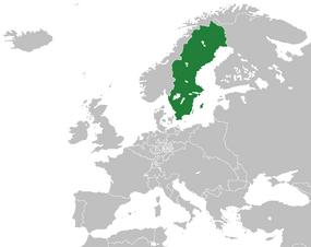 Sweden - 1810