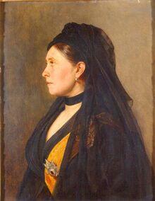 Виктория, дочь Виктории