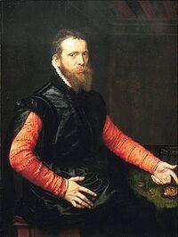 Anthonis Mor Portrait of Steven van Herwijck