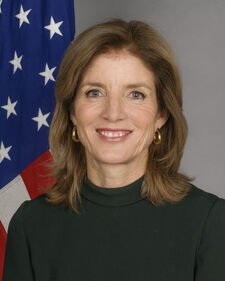 Caroline Kennedy US State Dept photo