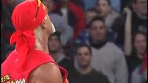Hulk Hogan Vs Vince McMahon feud - Wrestlemania XIX