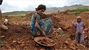 Indian poor
