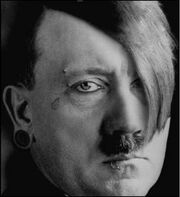 Linker Wiederstand durch Hitler
