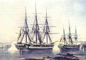 Naval Battle of Abtao (1866)