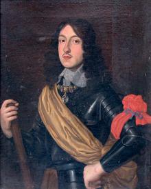 Ritratto di Carlo II Gonzaga Nevers