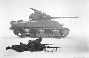 Yugoslav Army, ca. 1950