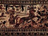 Победа при Кадеше (миниатюра)