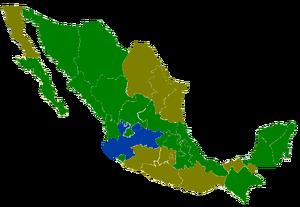 Elecciones de México de 1988 CNS