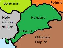 Hungary, 1530