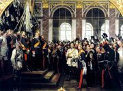 Kaiserkrönung Wilhelms des I.