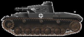 Pz.Kpfw. VI (VK 6501) (Munich Goes Sour)