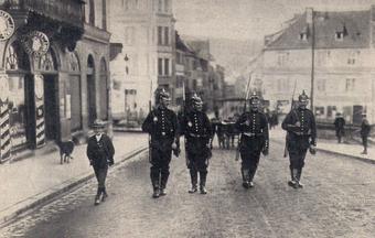 Прусский патруль