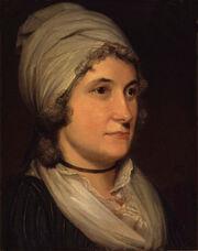 Anne Flaxman (née Denman) by Henry Howard