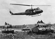 Aussie tanks in VietNAM