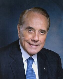 Bob Dole, PCCWW photo portrait