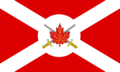 Flag of Canada (Mondo de Scopatore).png