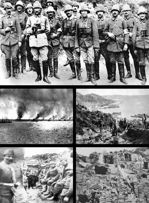G.C. 18 March 1915 Gallipoli Campaign Article