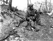 Korean war american ambush