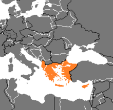 Location of Greece (Nuclear Apocalypse)