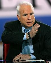 McCain Presidential Debate 2004