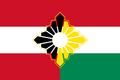Austria-Hungary flag (SM 3rd Power)